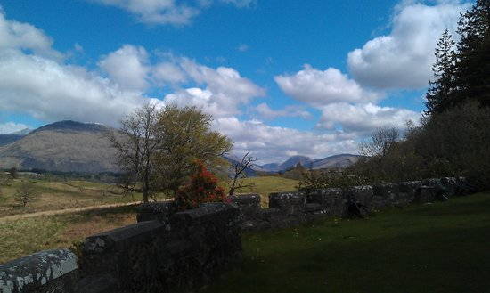 Ardbrecknish House & Self Catering Accommodation: What is a view like this worth???