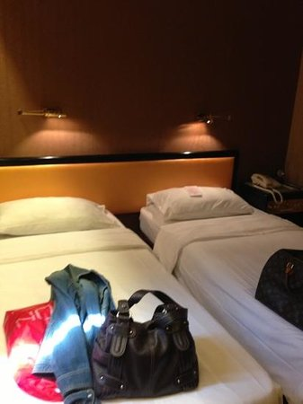 Best Western Plus Hotel Kowloon: small standard room