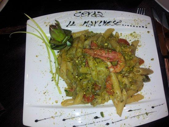 Cerda, Italy: quando il pesce sposa bene il nostro carciofo è un trionfo di sapori e odori