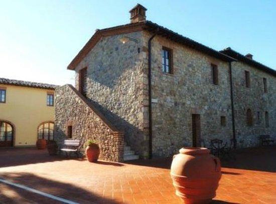 Agriturismo Le Gallozzole Monteriggioni Siena