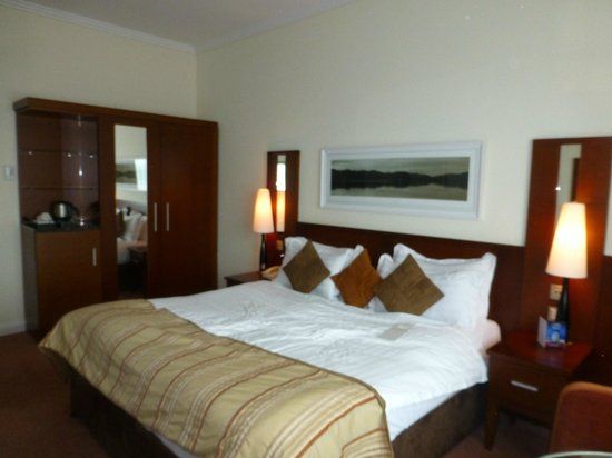 Shearwater Hotel: chambre