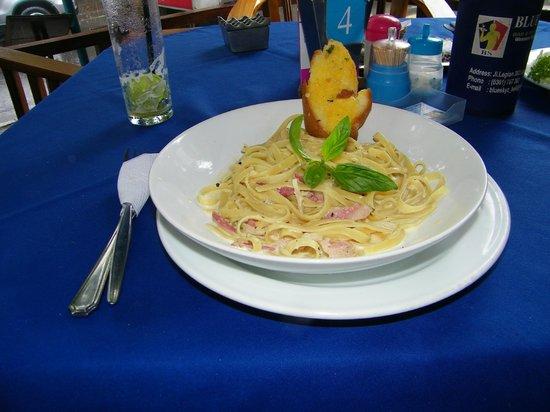 Blue Skyz: lovely pasta