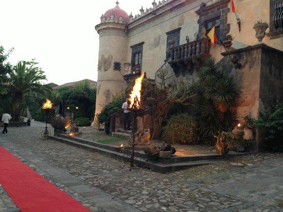 Castello di San Marco Charming Hotel & SPA : Ingresso al Castello