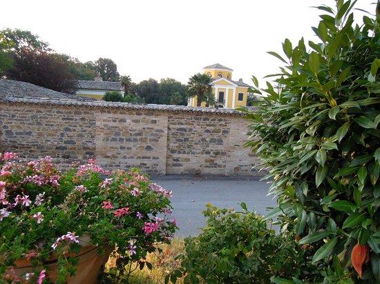 Villa Collio Relais: Villa Collio - San Severino Marche (veduta dall'appartamento)