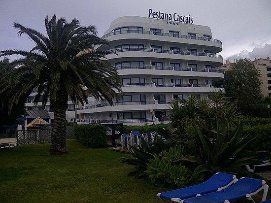 Pestana Cascais: Hotel met gezicht