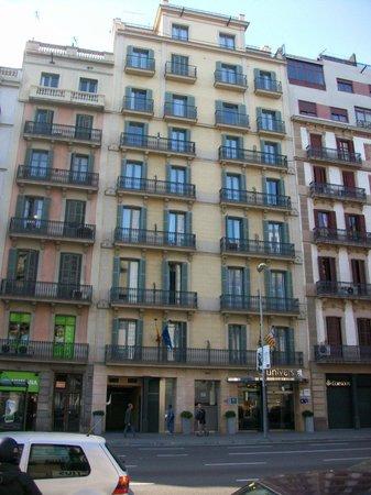 H Universitat Hotel Barcelona