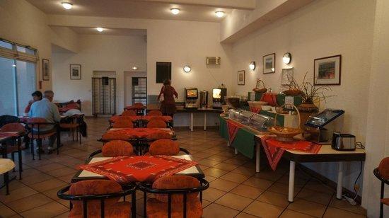 Hotel du Village Catalan : Frukost matsalen