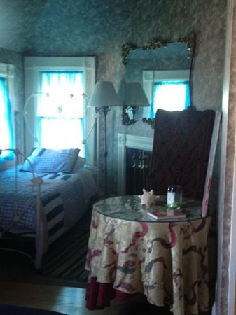 Boca del Cielo Inn: another charming room