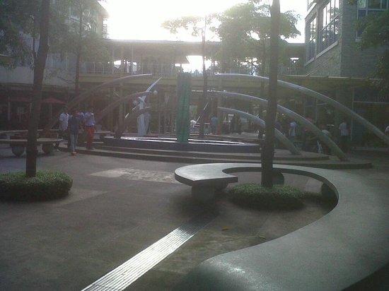 Terra 28th Park: mini park