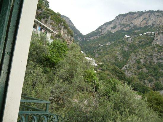 Hotel La Perla : Panorama alto dalla stanza