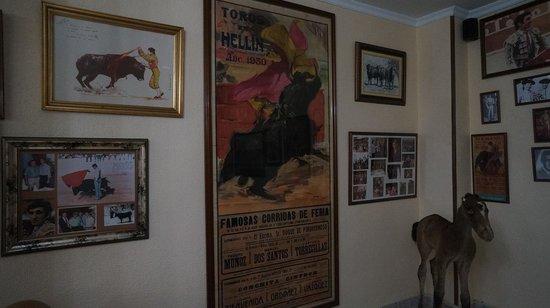 La Paz: Tjurfäktarens minnesbilder från förr