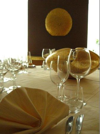 Viest Hotel : Ristorante (saletta privata)