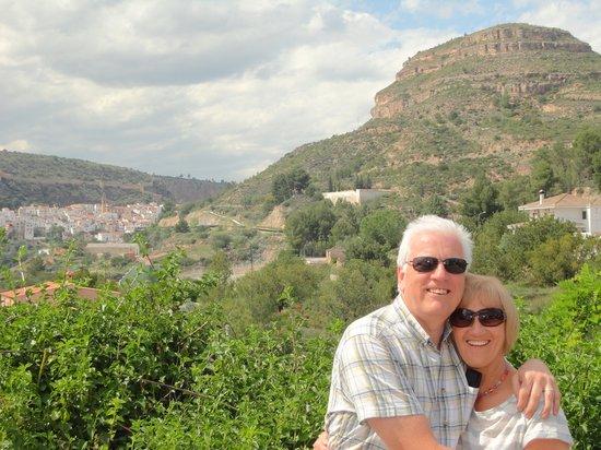 La Casa Serena: Steve & Julie