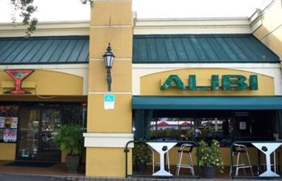 Georgie's Alibi Monkey Bar: Georgies