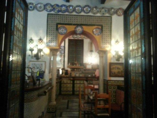 Hotel Convento La Gloria: zona de entrada