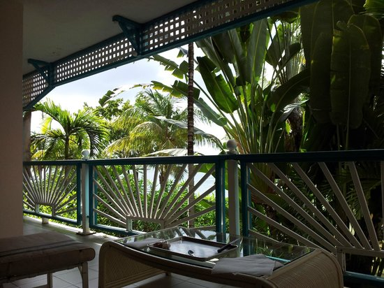 Princess Port de Plaisance Resort and Casino: balcon