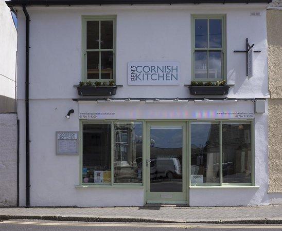 Ben S Cornish Kitchen Facebook