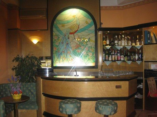 Hotel Calypso: Rezeption / Bar