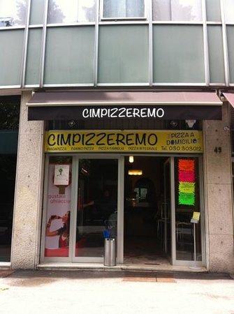 Pizzeria cimpizzeremo via veneto brescia