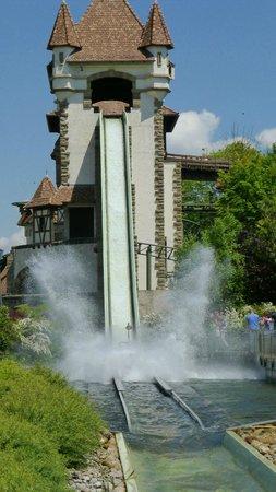 Cleebronn, Deutschland: Wasserbahn