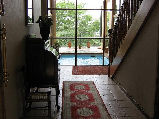 Jopasso Guest House: Entrance Jopasso