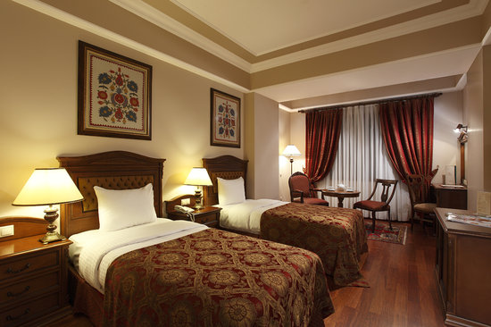 Sultanhan Hotel: Twin Room