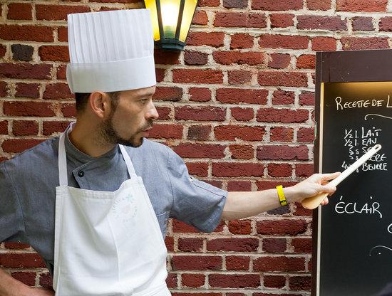 Cours de cuisine pour les little chefs picture of for Atelier de cuisine paris