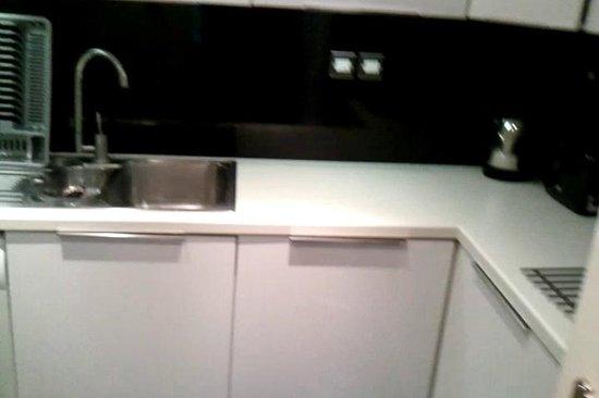Alcove Apartments: Kitchen 3