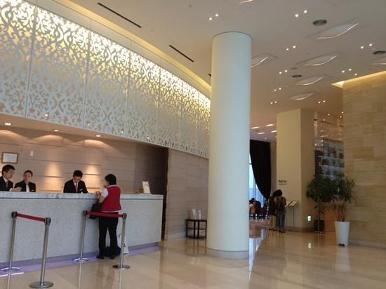 Best Western Premier Hotel Kukdo: ロビー