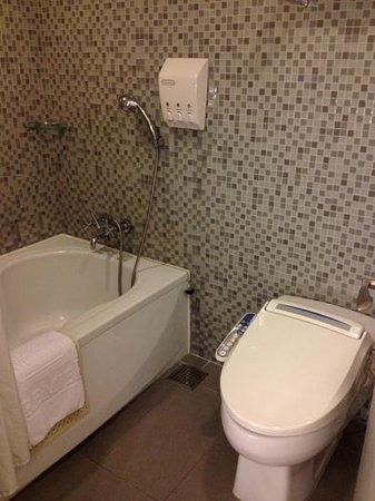 Best Western Premier Hotel Kukdo: バスルーム