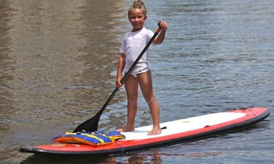 Paddles and Boards: Youth School Programs