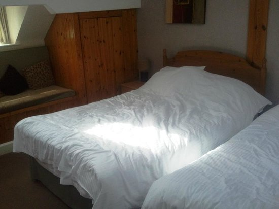 Thornbank Guest House: double bed