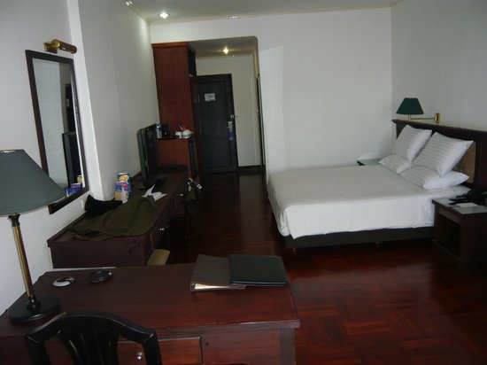 Best Western Vientiane Hotel: Fairly basic..but functional
