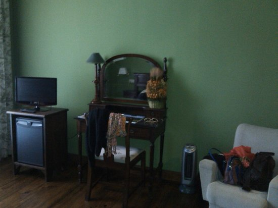Hotel Casona del Busto: Habitacion nº 4 Navia
