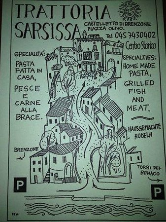 Castelletto, İtalya: Volantino
