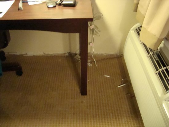 Four Points by Sheraton Meriden: What was this property management thinking?
