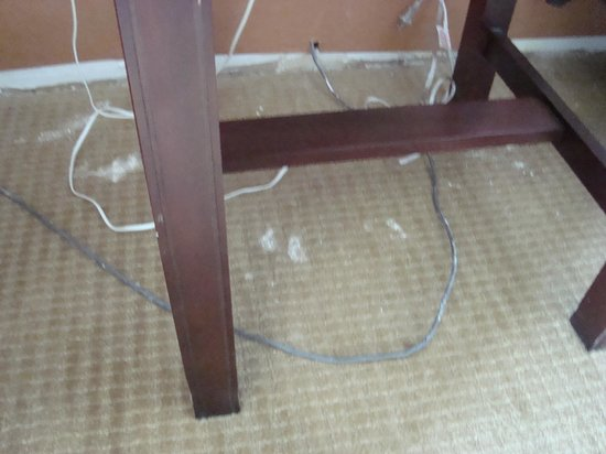 Four Points by Sheraton Meriden: Unacceptable...