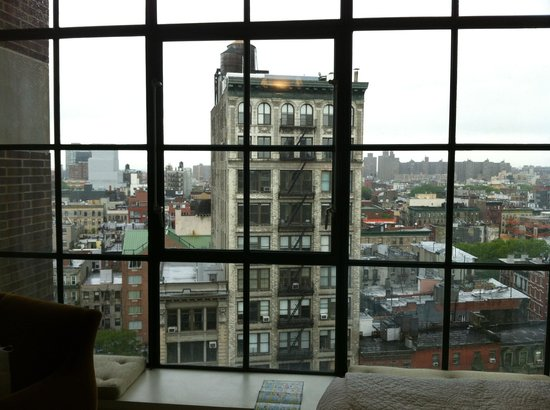 Crosby Street Hotel: Classic NYC rooftop view