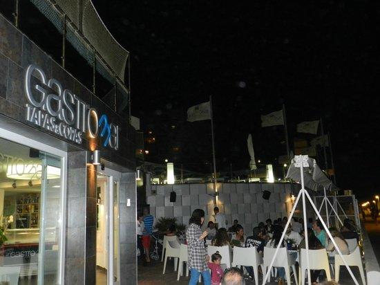 Carabela Beach Club & Gastromar: Gastromar en el Carabela Beach Club