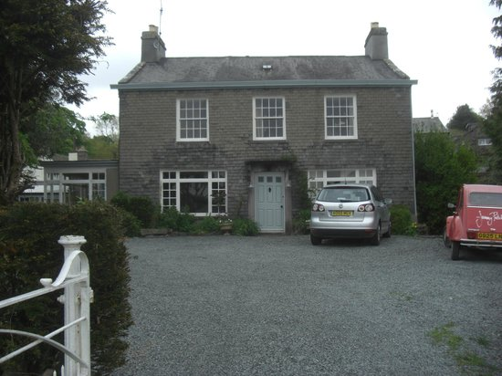 Jammy Patch: Beckside House
