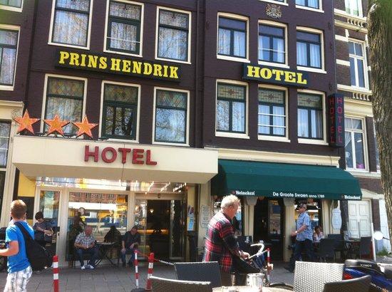 Hotel Prins Hendrik: Prins Hendricks hotel