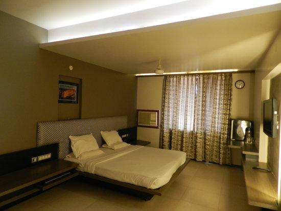 Hotel Rock Regency: Regency Master bedroom