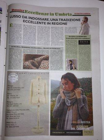 La Repubblica, 22/02/13