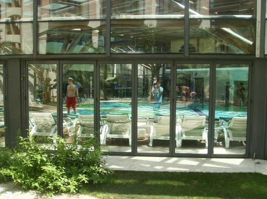 Limak Limra Hotel & Resort : Kapalı Havuz