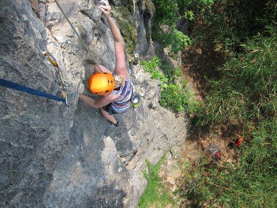 Holyland Rock Climbing