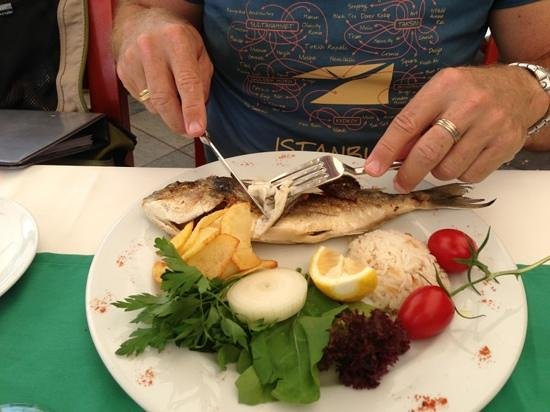 Zeytin Restaurant: Add a caption