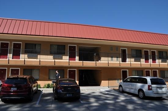 Foto de BEST WESTERN PLUS Yosemite Way Station Motel