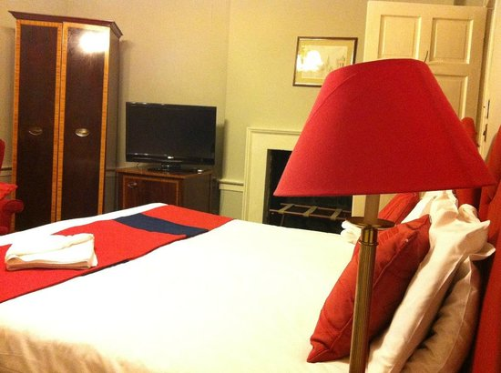 53 Frederick Street : Very nice room we stayed in