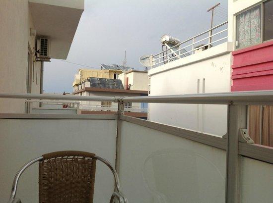 Ambassador: balkon uitzicht