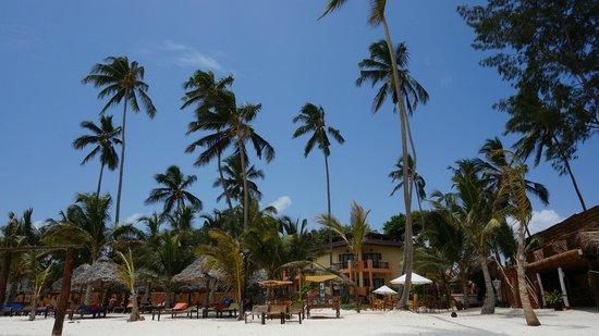 VOI Kiwengwa Resort : vue de l'hôtel